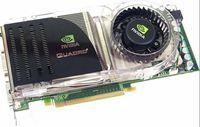NVIDIA Quadro FX 4600 (768 MB) - професионална видео карта