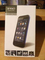 IPRO WAVE-4 Dual-Core-Cell-Phone