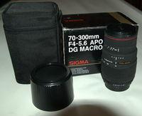 Sigma 70-300mm F4-5.6 APO DG Macro за Pentax
