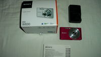 Фотоапарат SONY DSC W-830   20.1MP   8X