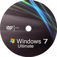 Windows 7 Ultimate търся диск !