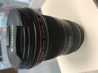 Обектив Canon EF 16-35mm f/2.8L II