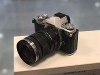 Фотоапарат Olympus OM-D E-M5 II Silver Kit (12-50mm EZ Black)
