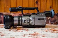 Видеокамера SONY VX2100E PAL