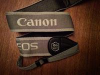 Юбилеен ремък Canon EOS