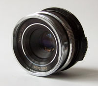 Carl Zeiss Tessar 50mm f2.8 TM -M42