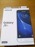 Samsung Galaxy J3 16GB (Unlocked) Бял