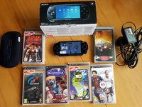 PSP хакнато с 25 игри