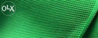 Зелен фотографски фон за фото/видео студио background for photo studio