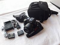 Panasonic Lumix DMC-GH2 Kit 14-42mm FULL HD AVCHD