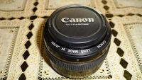 Обектив CANON EF 50 мм 1:1.4 USM