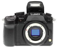 Panasonic Lumix GH3 - отлично състояние, в гаранция