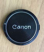 Ретро капачка за обектив Canon C-55