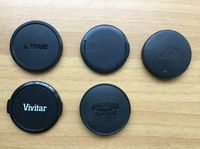 Капачки за обективи Nikon, Canon, Zeiss, Sigma, Vivitar, Meyer