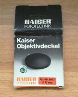 Капачка Kaiser objektivdeckel 77 mm