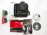 Canon 5D Mark II + Оригинален грип