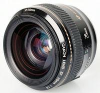 Продавам Canon EF 28/1,8 Ultrasonic