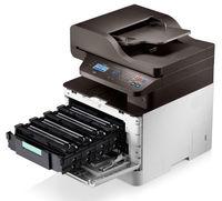 Цветно мултифункционално устройство Samsung CLX-6260FR със заредени тонер касети включени в цената - 399 лв. с ДДС