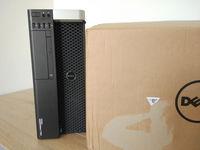 Workstation Dell T5600 2x Xeon E5-2690 64GB ECC RAM 256 GB SSD WIN 10