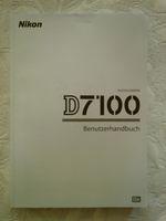 Nikon D7100 , оригинална инструкция на немски език