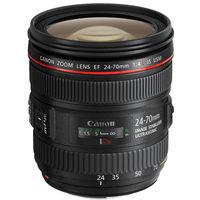 Обектив Canon  EF 24-70mm f/4L IS USM