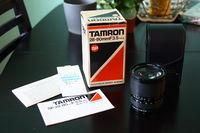 Tamron Adaptall 27A SP 28-85mm f3.5/4.2