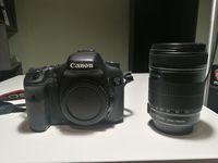 Canon EOS 7d + китов обектив