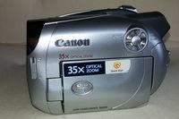 Продавам Canon DVD camcorder