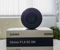 Sigma 30mm F/1.4 DC DN Contemporary Lens for Sony E Mount