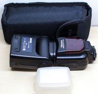 Светкавици за Канон - Canon mr-14ex, Triopo tr-980c
