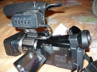 Видеокамера Sony HVR-A1E