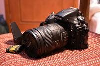Продаван Nikon D800 + Nikkor 28-300VR