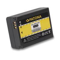 SAMSUNG NX батерия BP1030 PATONA
