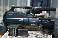 Sony HVR-HD1000 HDV Camcorder PAL