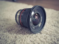 Samyang 12mm f/2.0 за Fujifilm X