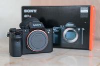 Sony a7RII - почти нов - София