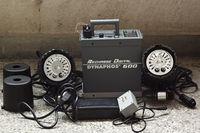 Генератор RD-600 с 2 лампи + синхронизатор