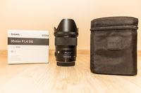 Sigma 35mm f/1.4 DG HSM Art за Canon