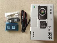 Canon EOS M10 + 18-55 f/3.5-5.6 STM IS