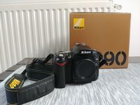 Продавам Nikon D90