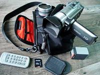 Видео HD камера CANON Vixia HF100 + ПОДАРЪЦИ