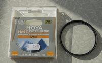 Филтър Hoya HMC UV(C) (PHL) 72mm