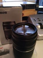 Canon 75-300 iii f4-5.6 + гаранция