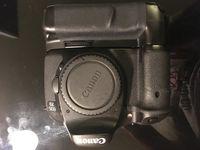 Canon 7D MK I + Grip