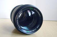 Fuji X-Fujinon-T DM 135mm 3.5 Lens Fujica EBC