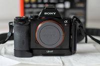 Sony a7r + Nikkon 135mm f.2D