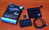 PNY wireless media reader