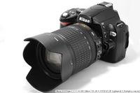 Nikon 3200 с обектив Nikon AF-S DX Nikkor 18-105mm