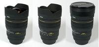 Sigma AF 15-30mm f/3.5-4.5 EX DG за Canon
