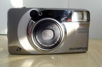 Olympus Newpic Zoom 600 APS Compact Film Camera